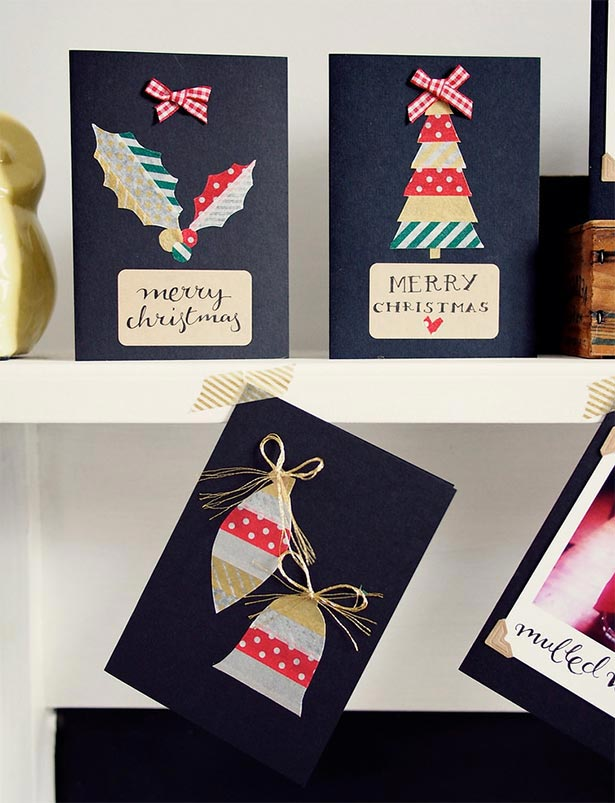 DIY-Christmas-Card-Ideas-2018