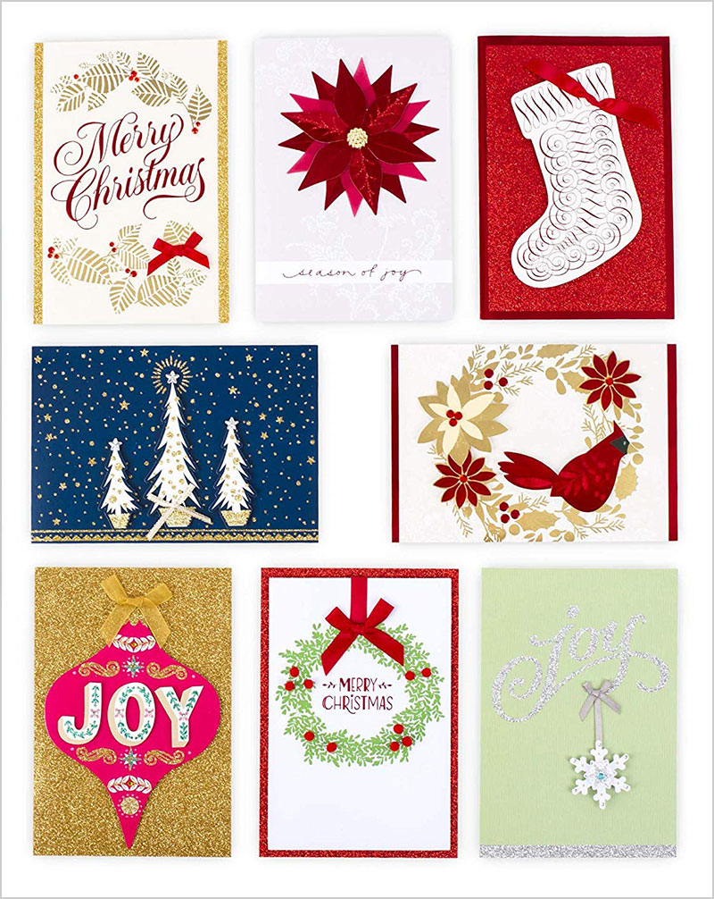 Hallmark-Assorted-Christmas-Boxed-Cards-Set-(Pack-of-24-Handmade-Holiday-Cards-2