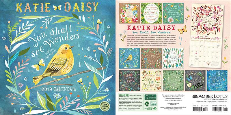 Katie-Daisy-2019-Wall-Calendar