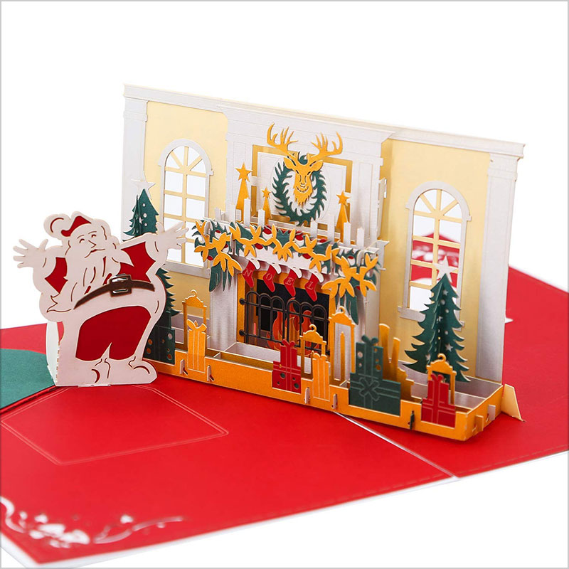 Pop-Up-3D-Christmas-Cards-2018