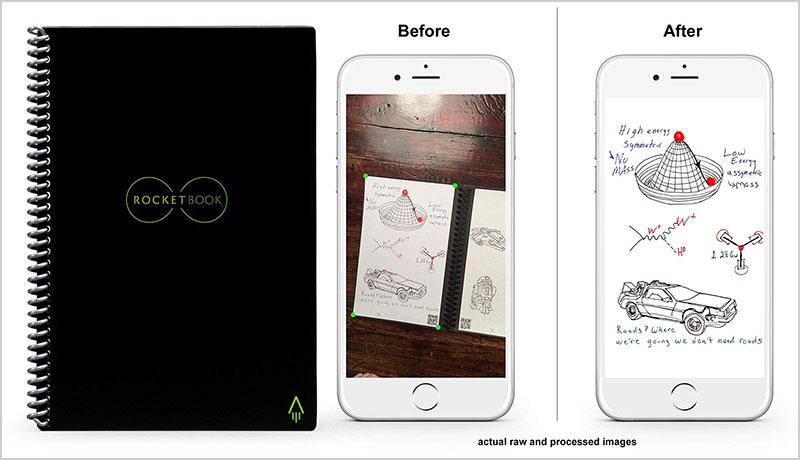 Rocketbook-Everlast-Reusable-Smart-Notebook