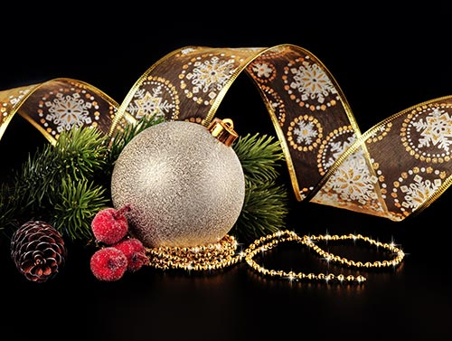 christmas-ball-stock-image