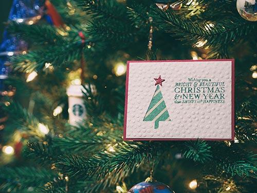 christmas-card-stock-image