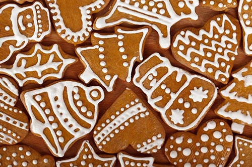 christmas-cookie-stock-image