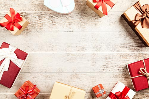 christmas-gifts-stock-image