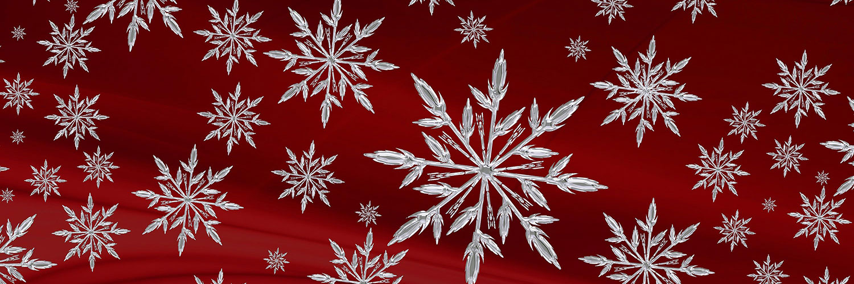 snow-flakes-Twitter Header Banner