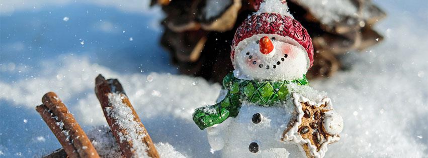 snowman-facebook cover photo