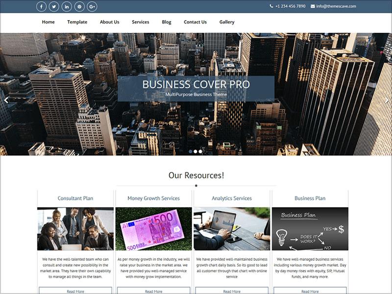 Business-Cover-Lite-multipurpose-WordPress-themes-2019