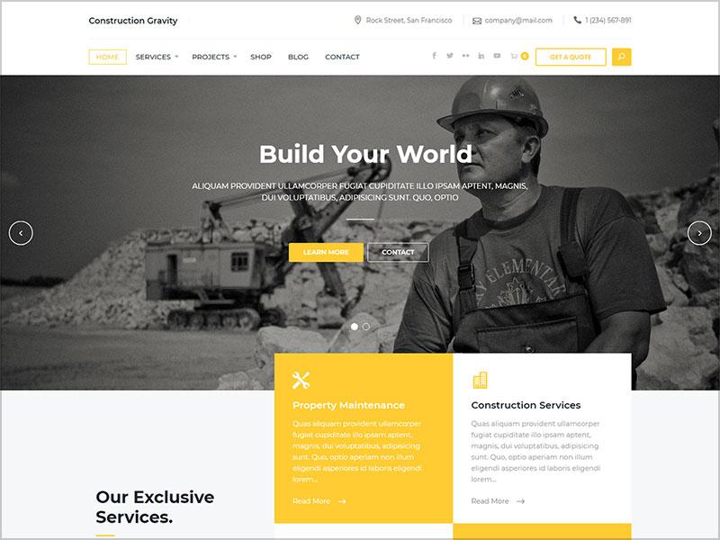 Constrution-Gravity-Best-Free-Business-Wordpreess-theme-2019