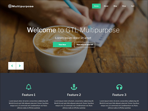 GTL-Multipurpose-beautifully-designed-responsive-multipuropose-WordPress-theme-2019