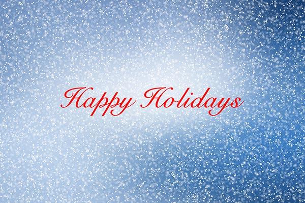 Happy-Holidays-Stock-Image