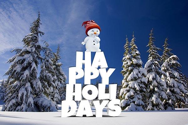 Happy-Holidays-Typo