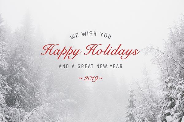 Happy-Holidays-Winter-2019-Stock-Image
