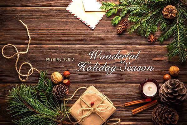 Holiday-Season-Wish-Stock-Image