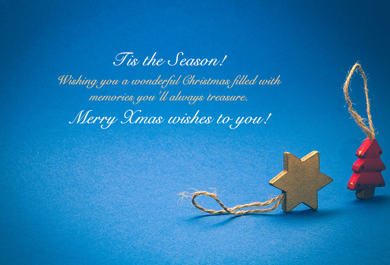 Merry Christmas Wish Images Messages Quotes for Cards (3)