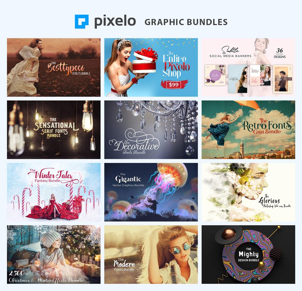 Pixelo-Graphic-Bundles