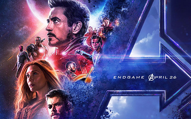 Avengers: Endgame 2019 Desktop Wallpapers HD \u2013 Designbolts