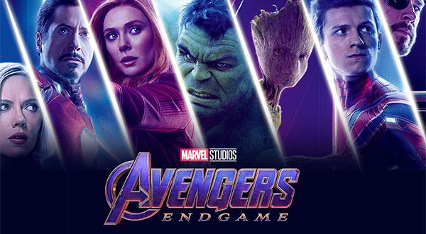 Avengers Endgame 2019 Desktop Wallpapers Hd