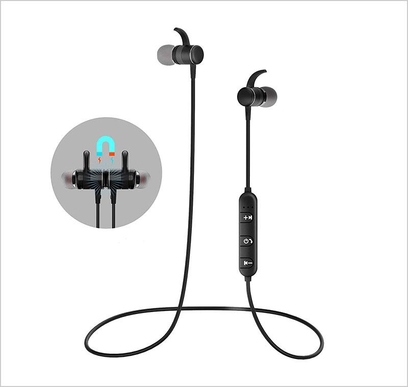 Earphone sports bluetooth - earphones cordless bluetooth