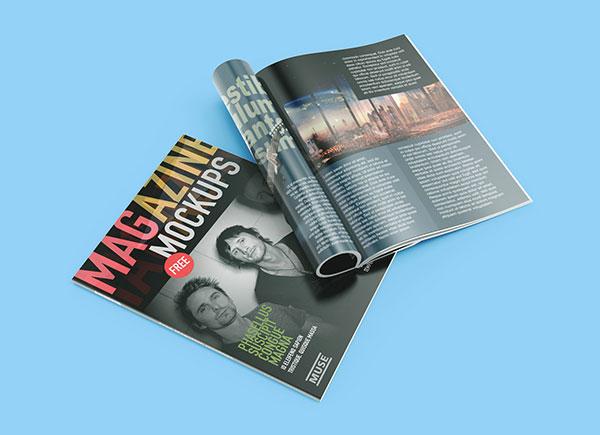 Free-High-Quality-Magazine-Mockups-PSD-Set