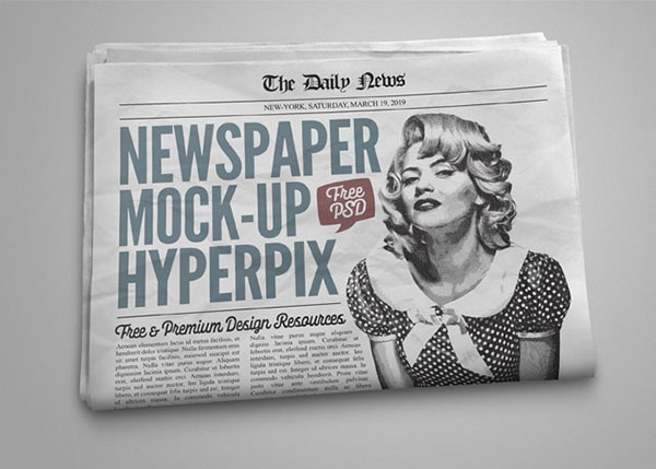 Free-Photorealistic-Newspaper-Mockup-PSD