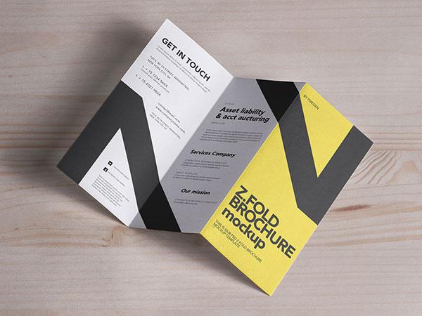 Free-Premium-Z-Fold-Brochure-Mockup-PSD