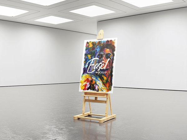 Free-Studio-Easel-Mockup-PSD-Set-2