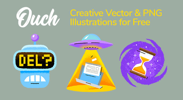 Ouch-Free-Creative-Vector-Illustrations-For-UI-&-Web-Interfaces