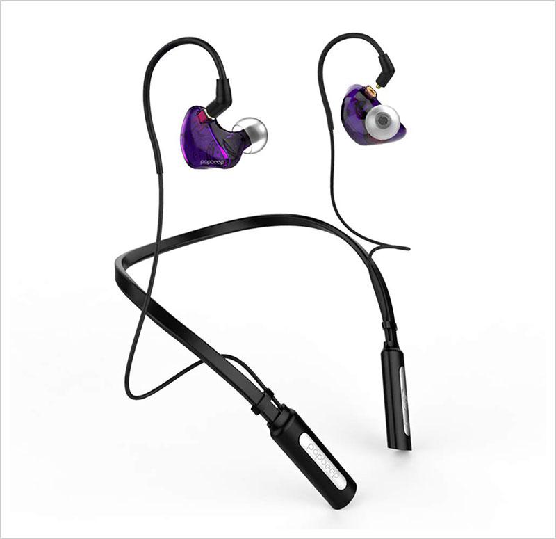 Popbeep-Infinite-Wireless-Bluetooth-Headphones-with-MMCX-Connector