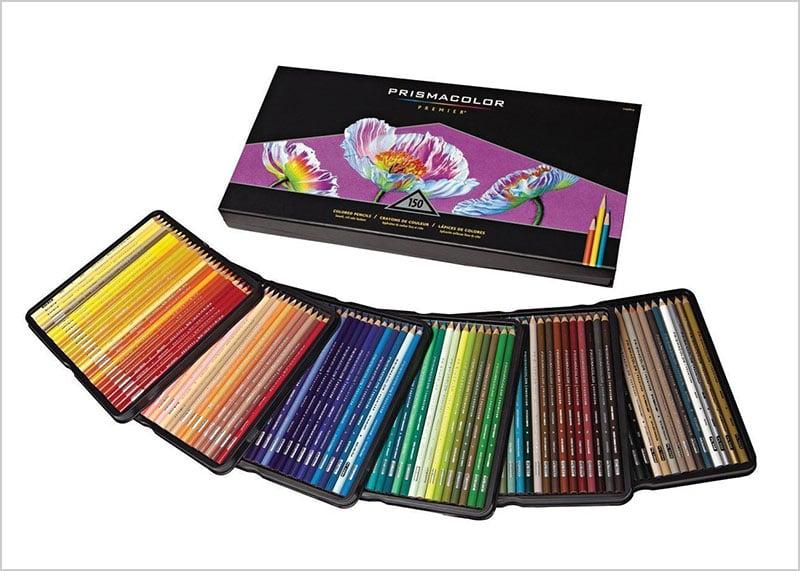 Prismacolor-Premier-Colored-Pencils,-Soft-Core,-150-Count