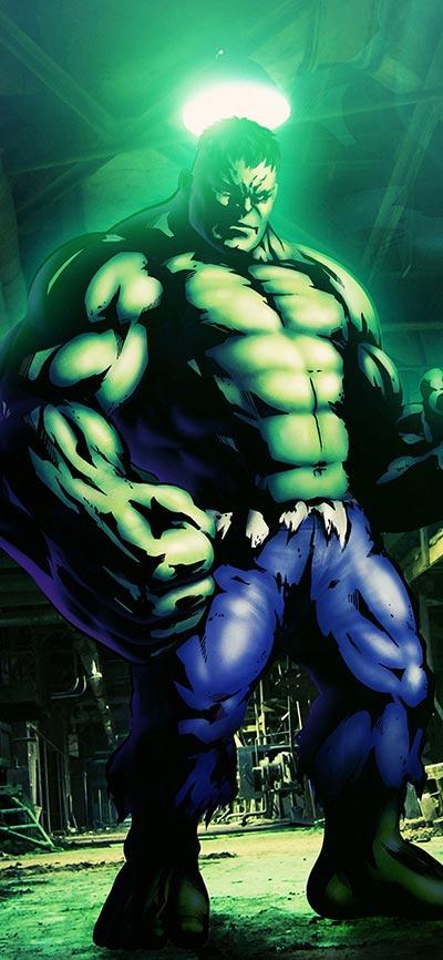 hulk_iPhone-X-Wallpaper