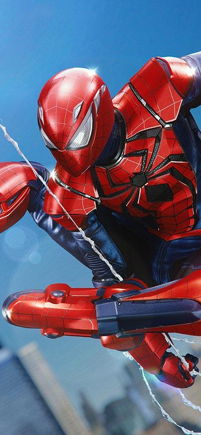 marvel_spider_man_iPhone-X-Wallpaper