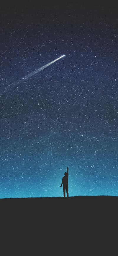 shooting_star_iPhone-X-Wallpaper