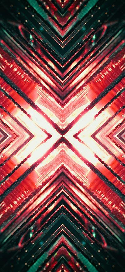 symmetric_light_iPhone-X-Background