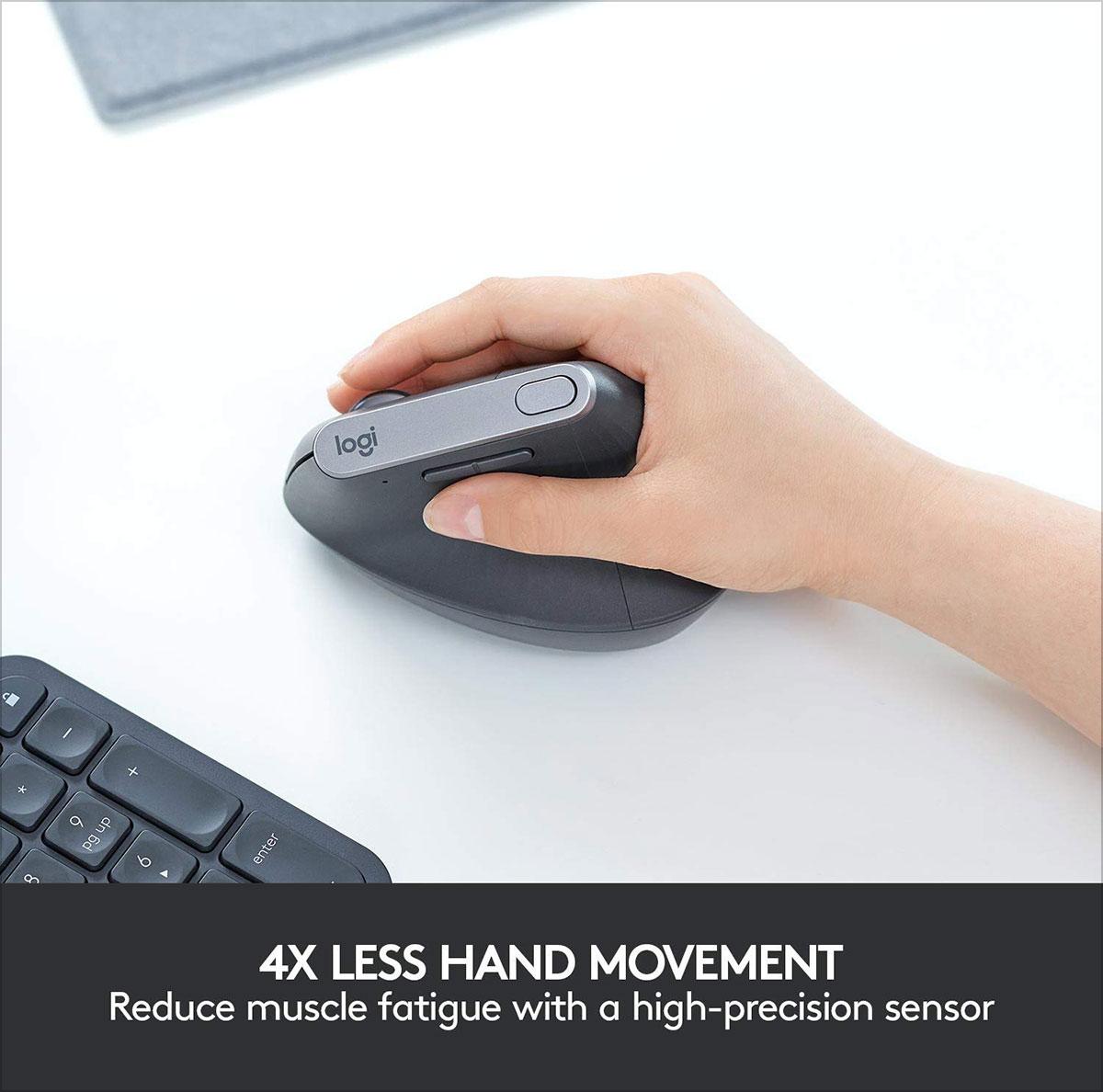 Advanced-Ergonomic-Logitech-MX-Vertical-Wireless-Mouse