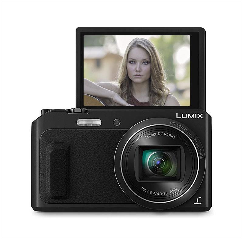 Panasonic-DMC-ZS45-LUMIX-20X-Zoom-Camera-with-Wink-Activated-Selfie