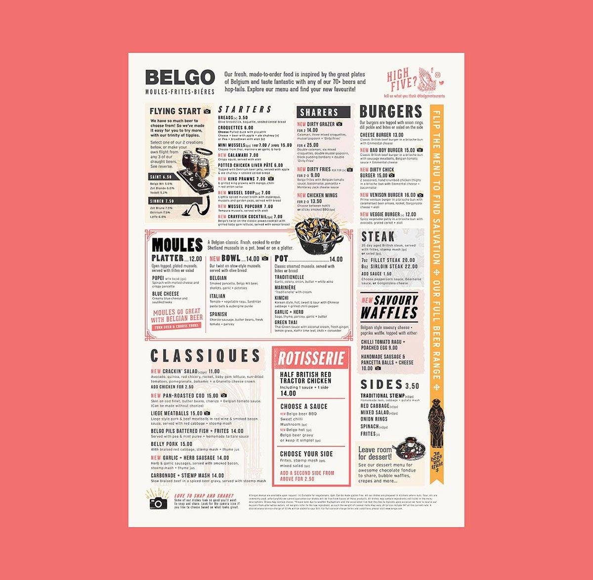 Belgo-repositioning-A3-menu-Design