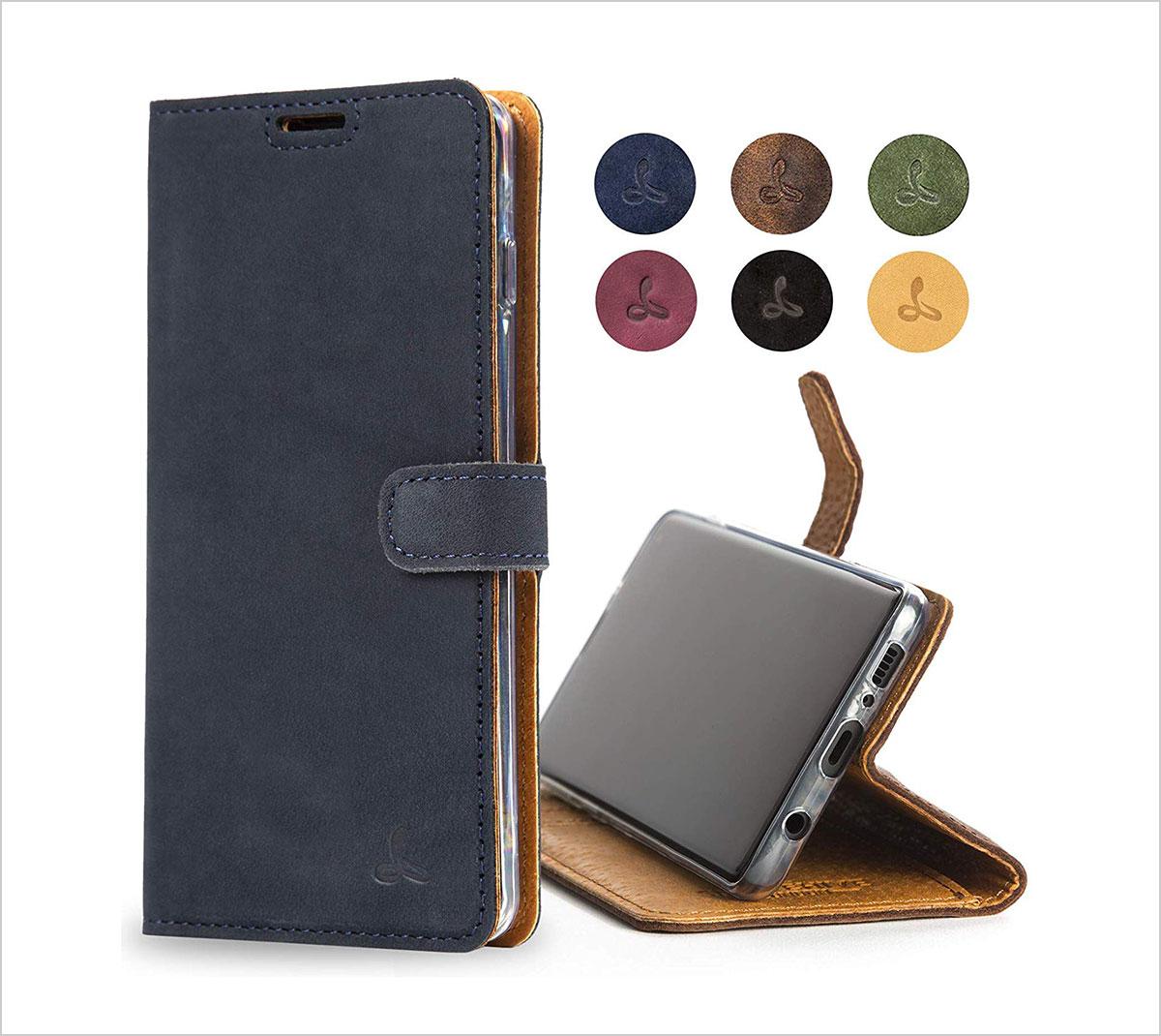 Luxury-Genuine-Leather-Samsung-Galaxy-S10-Case