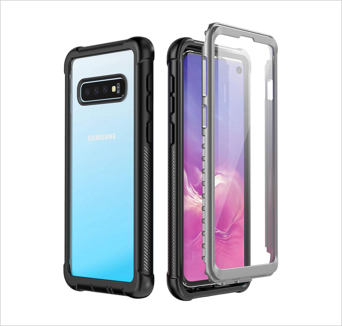 Samsung-Galaxy-S10-Case-Temdan-Built-in-Screen-Protector