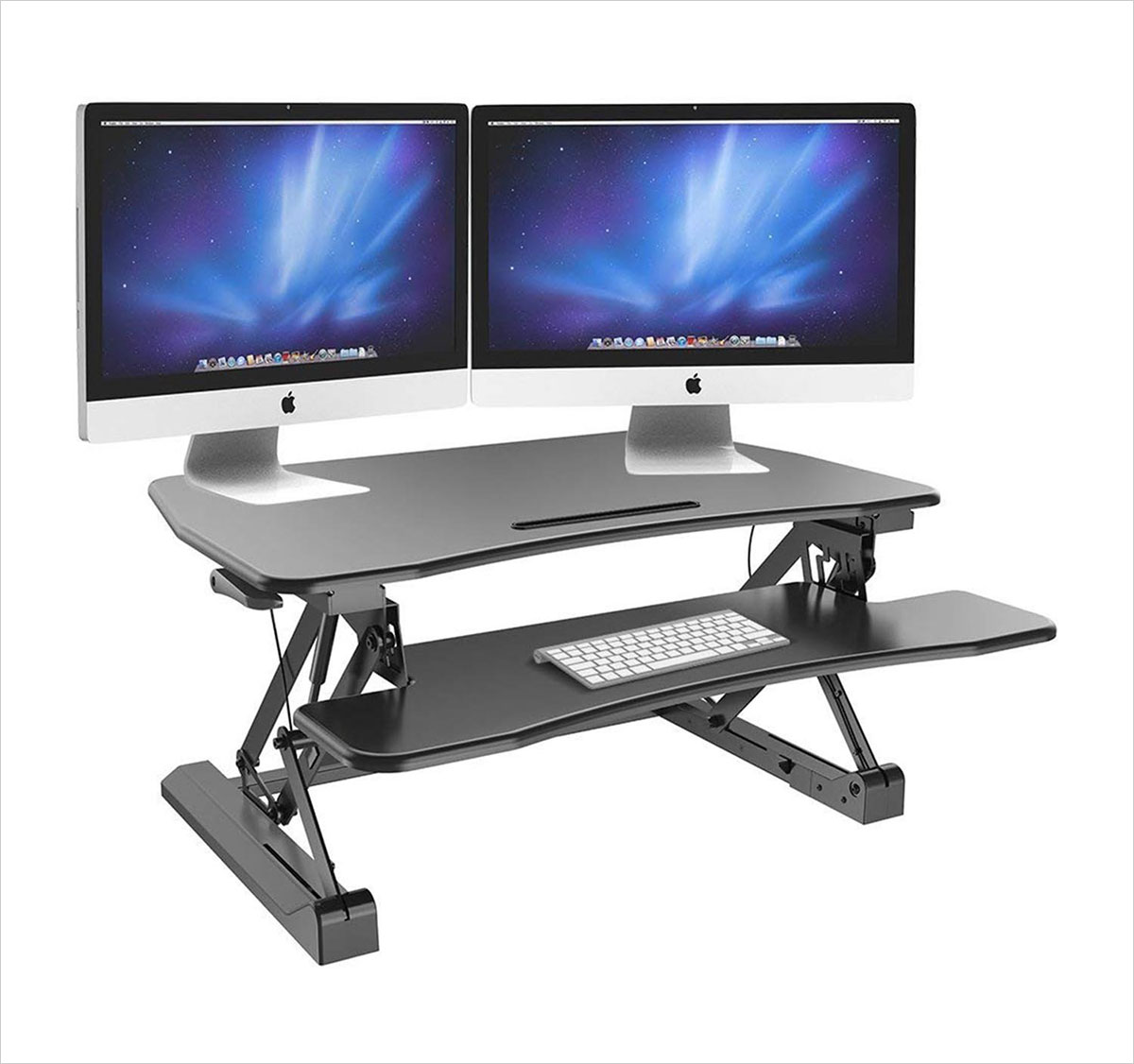 TOUCHXEL-Stand-Up-Desk-Converter-12-Level-Height-Adjustable-Riser-Workstation