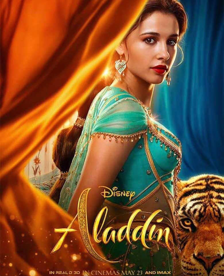 Aladdin Movie 2019 Wallpapers HD, Cast, Release Date