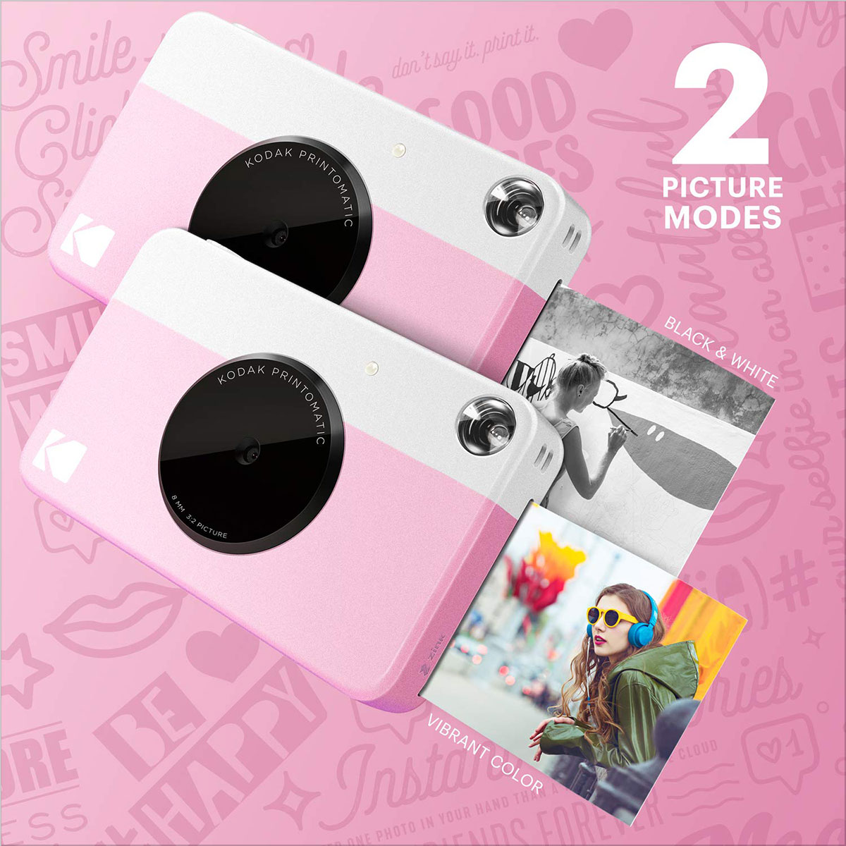 10 Best Portable Instant Print Camera & Photo Printer