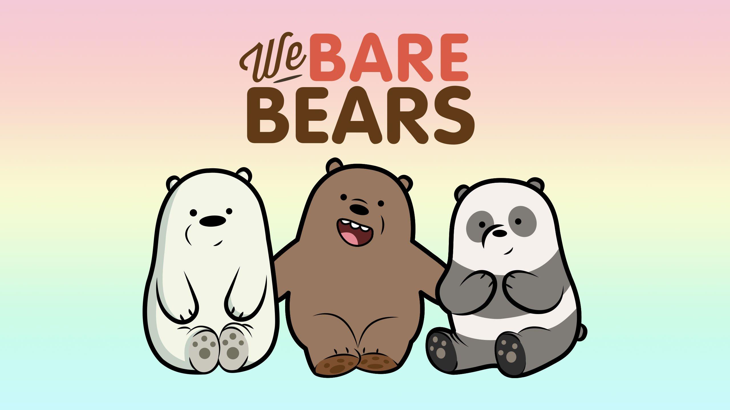 We Bare Bears Desktop Wallpapers 2