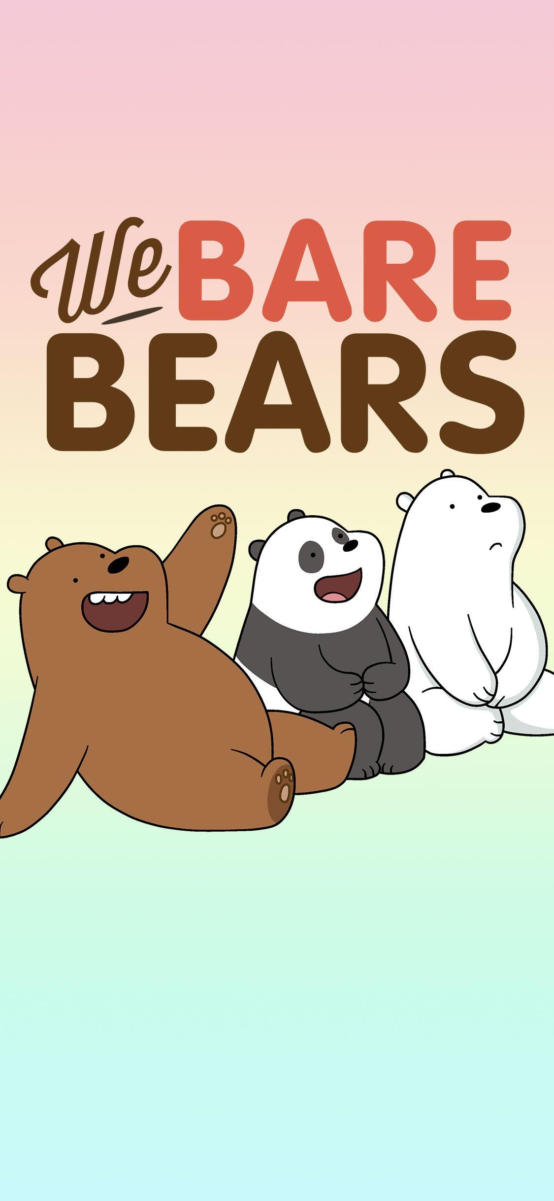 We Bare Bears samsung iphone google pixel Wallpapers 6