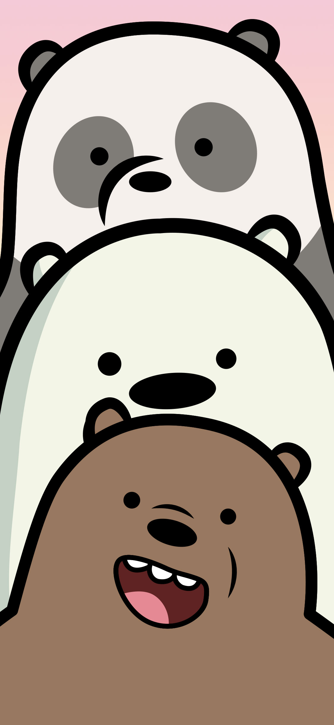 We Bare Bears samsung iphone google pixel Wallpapers 8