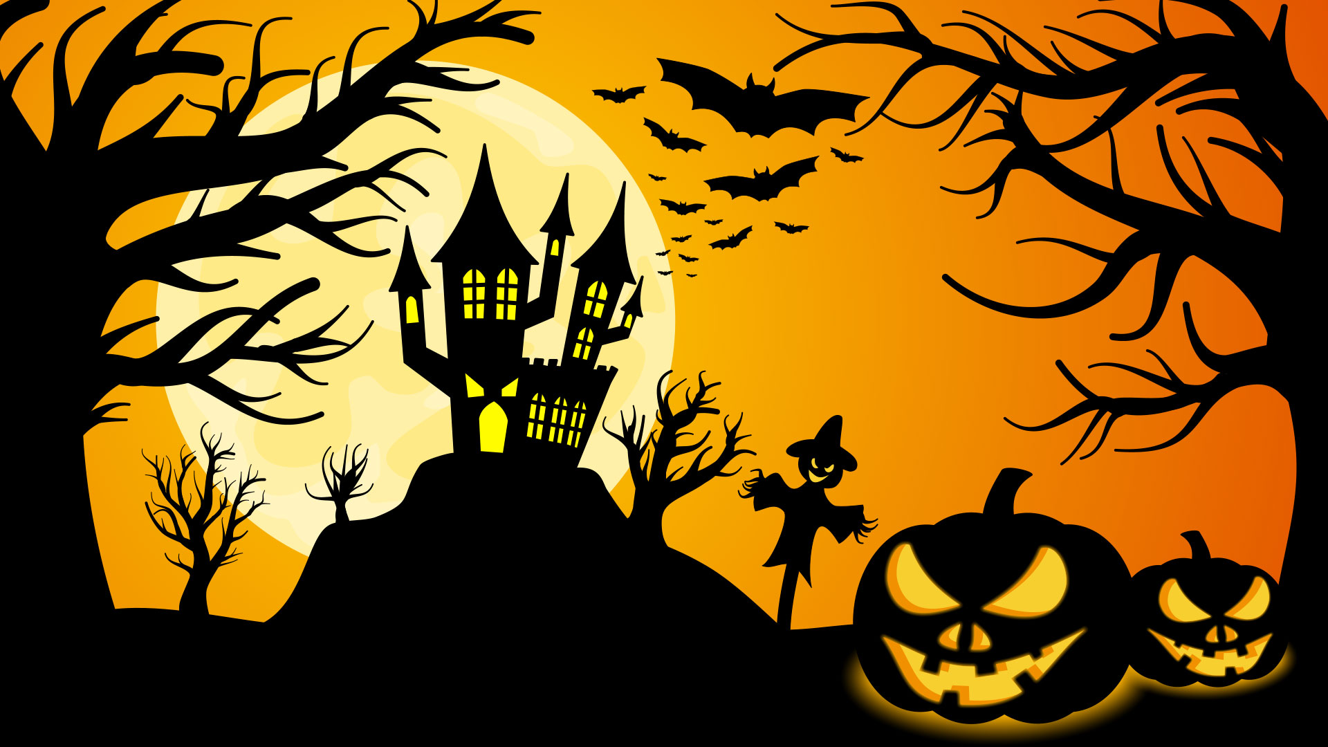 50 Scary Halloween 2019 Wallpapers Hd Backgrounds