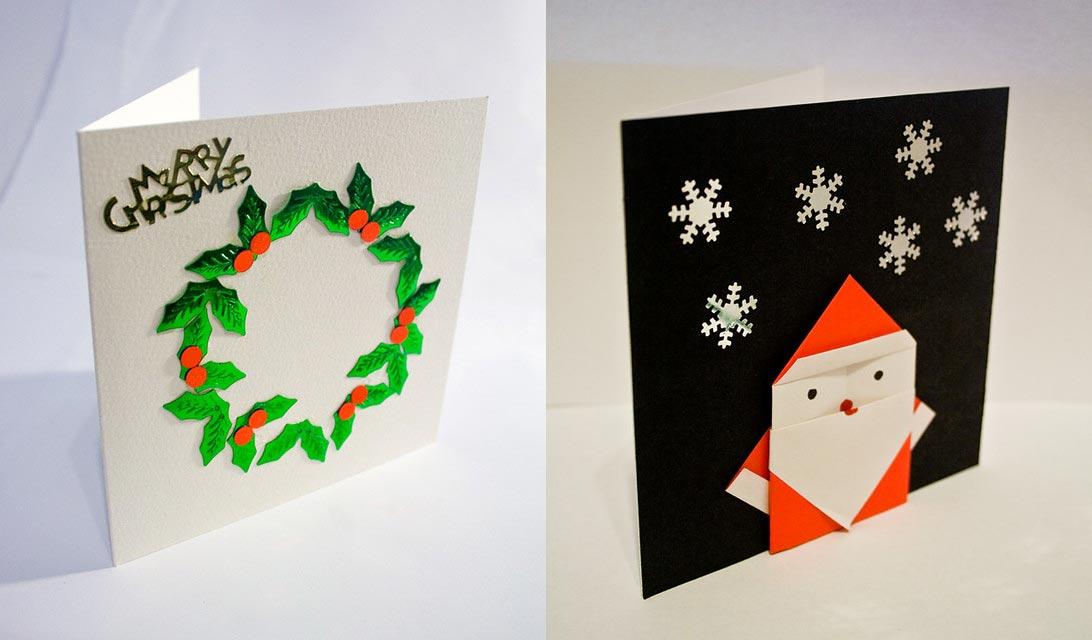 50 beautiful diy handmade christmas card ideas for 2019 designbolts handmade christmas card ideas for 2019