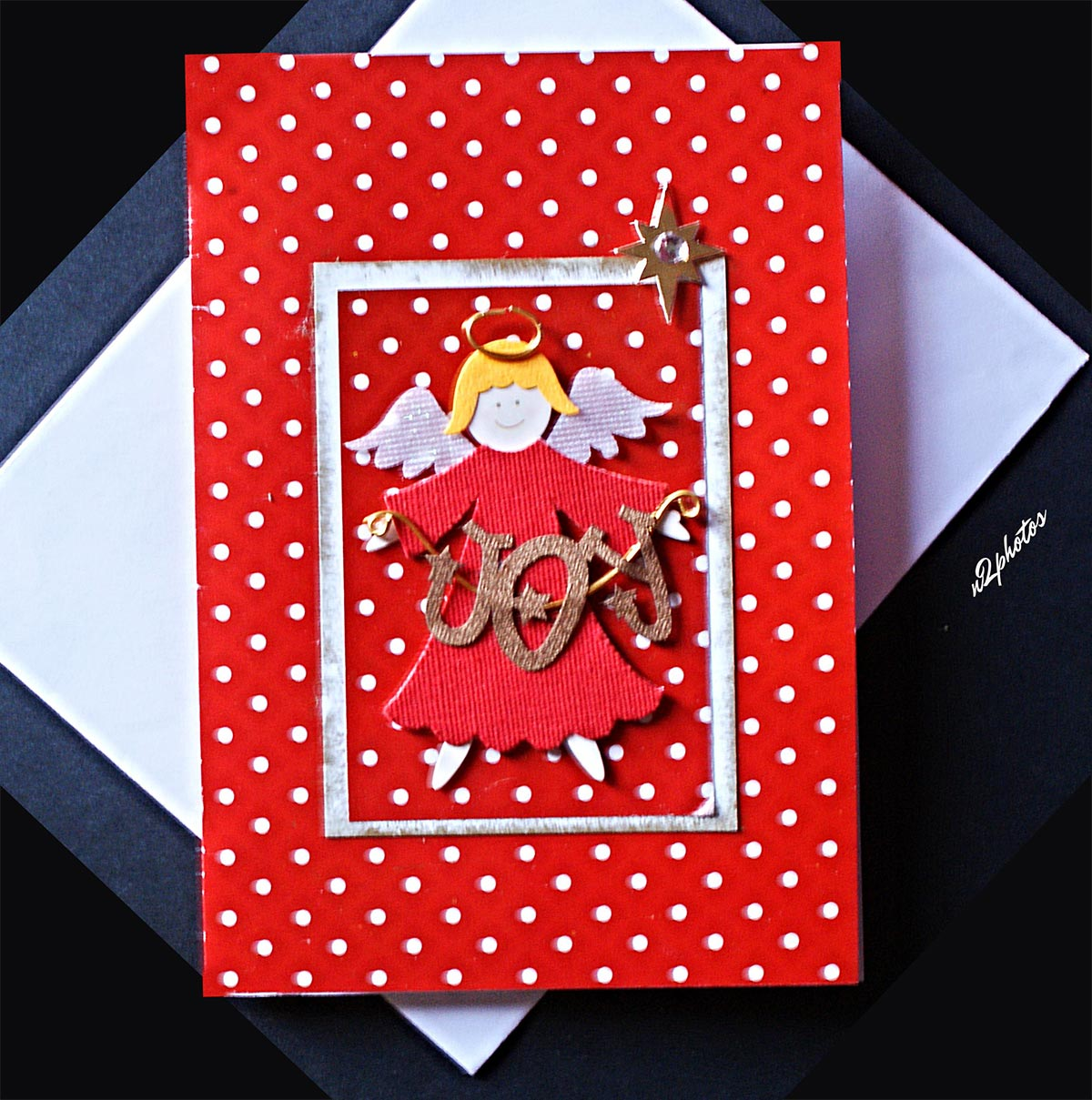 50+ Beautiful DIY / Handmade Christmas Card Ideas For 2019
