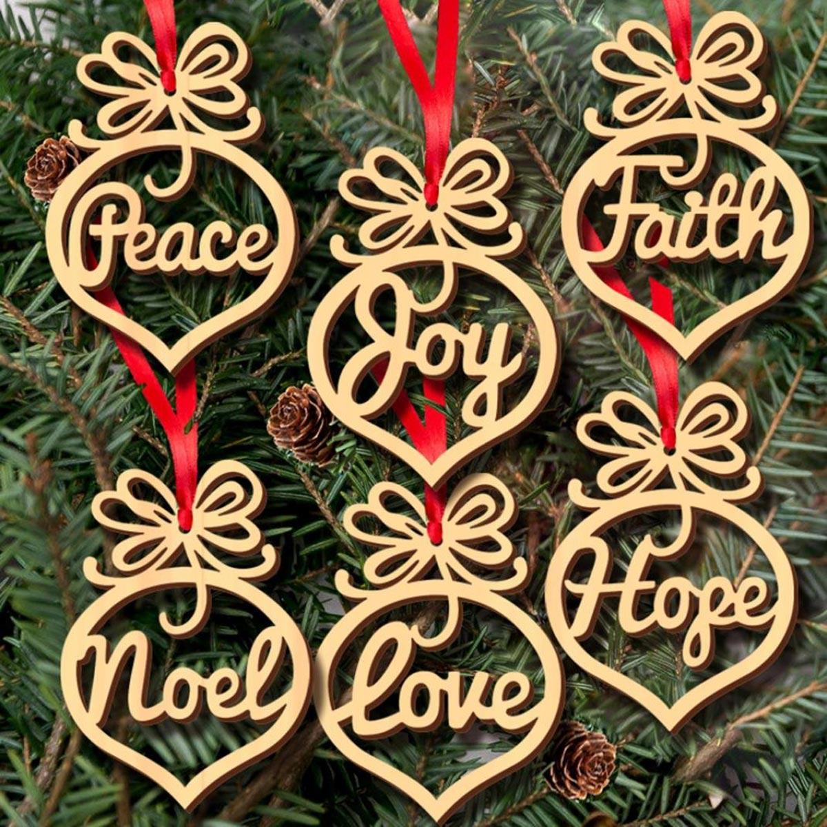 30 Best Indoor Outdoor Christmas Decorations Amp Ornaments