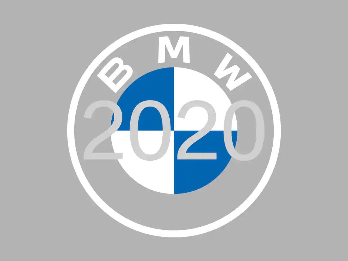 Bmw Logo Price Meaning History New 2020 Flat Logo Update Designbolts